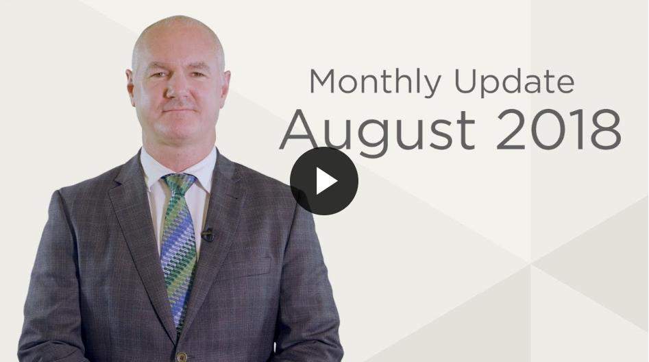 National Housing Market Update | August 2018