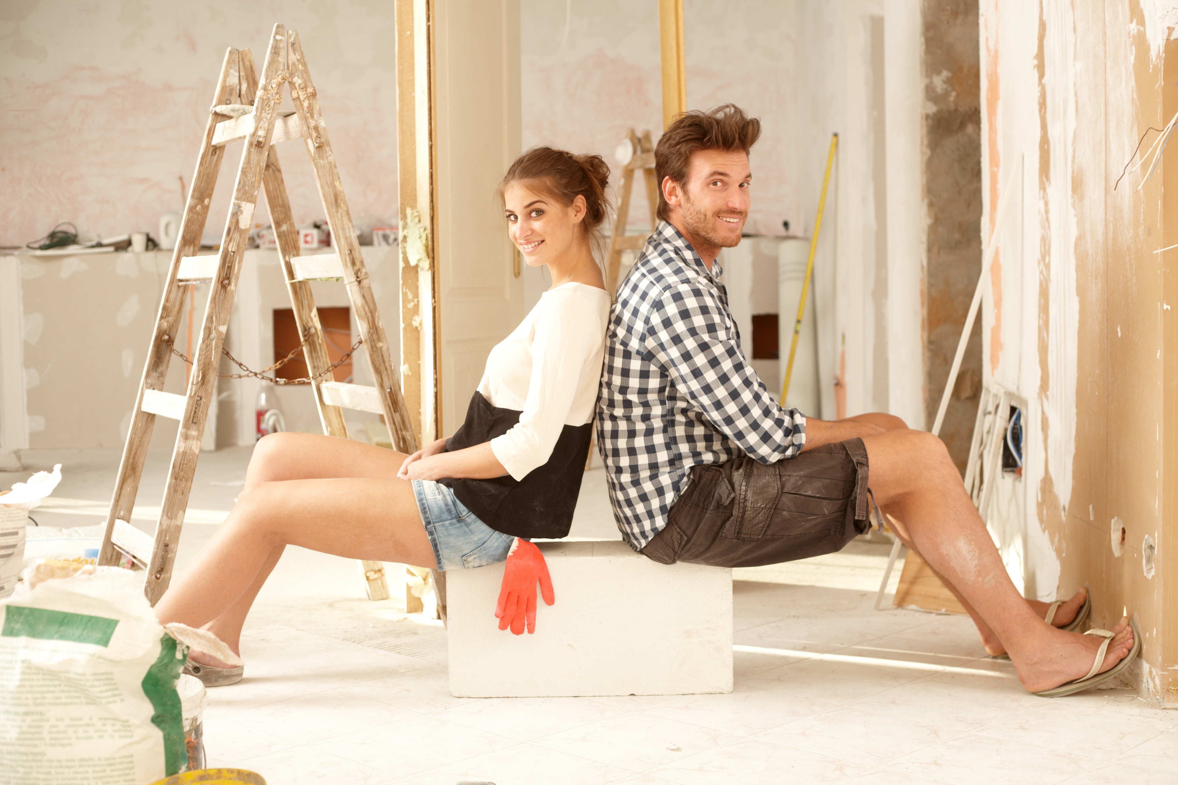 5 home improvements you can do in a weekend