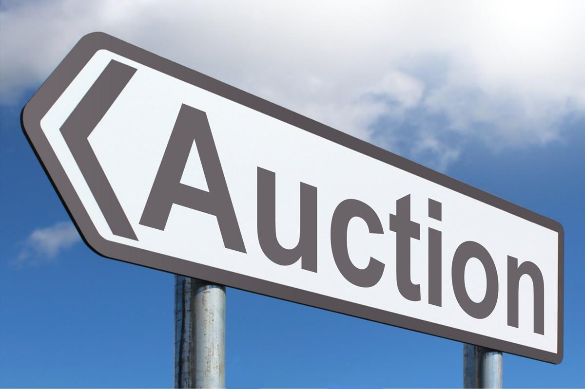 Should you sell at auction?