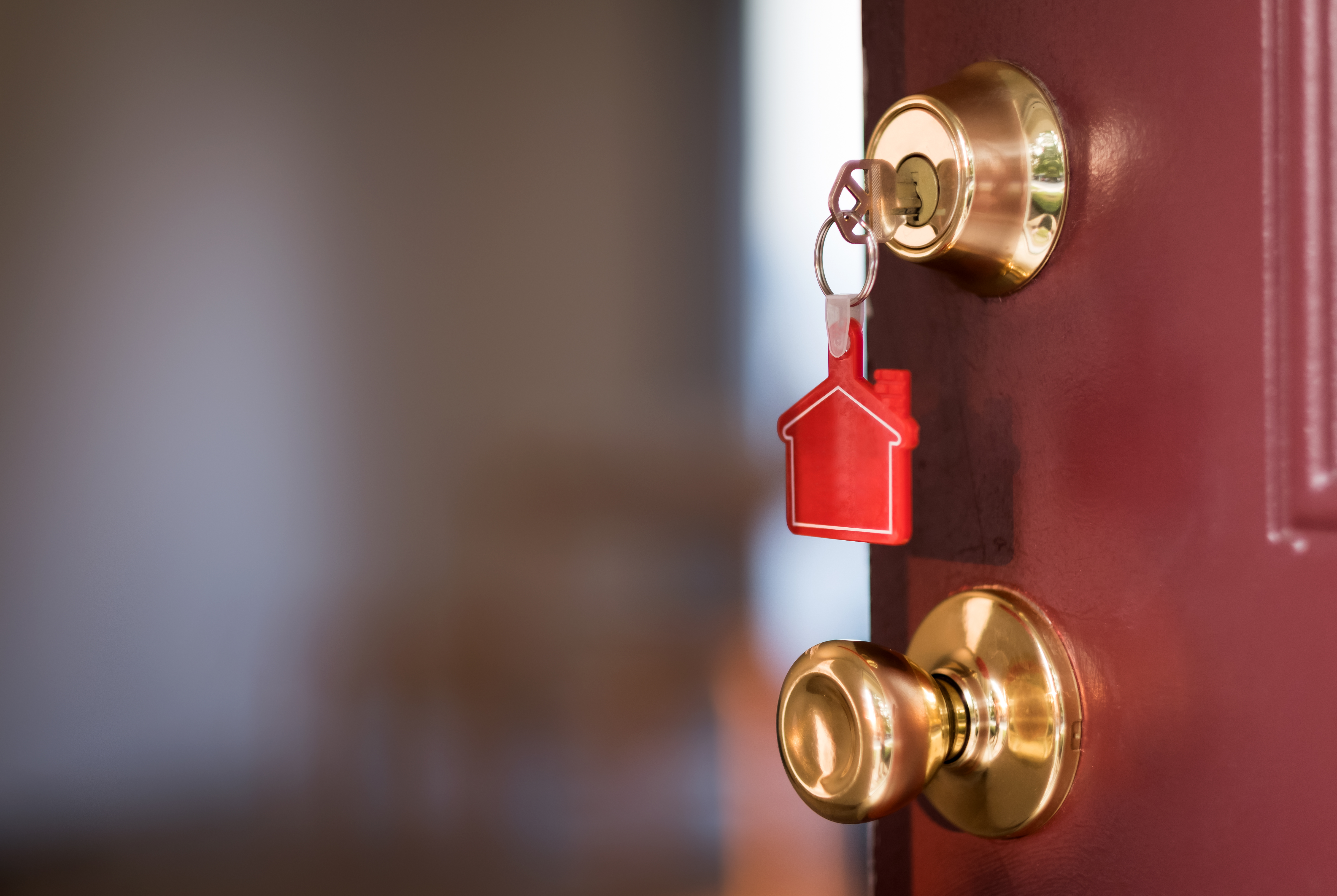 What are the minimum security requirements for your rental?