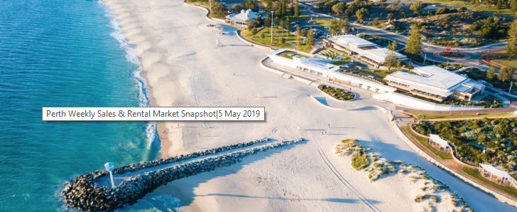 Perth Market Snapshot for the week ending 5 May